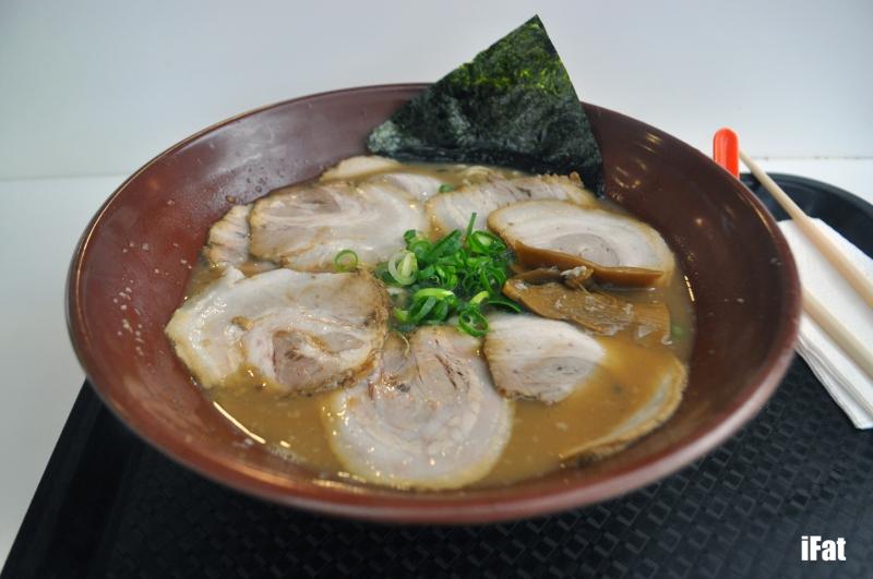 BBQ Pork Ramen